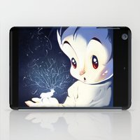 the shining iPad Cases featuring Shining Firefly by Ben BASSO