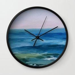 Nado Waves Wall Clock