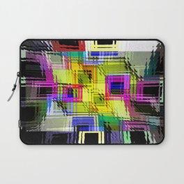 Cubism interdimensional. Laptop Sleeve