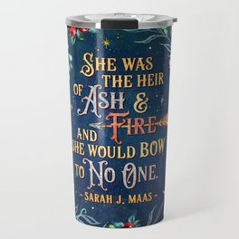 Ash & Fire Travel Mug