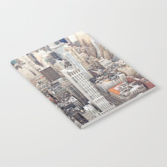 New York City color Notebook