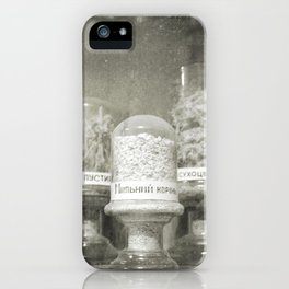 Ancient Herbs iPhone Case