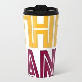 Cavaliers Cleveland Travel Mug