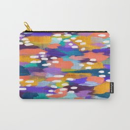 Jules - Abstract Carry-All Pouch