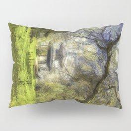 Pagoda Battersea Park Art Pillow Sham