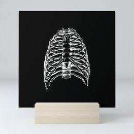 Thorax bones Mini Art Print
