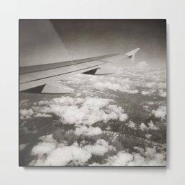 { flying high } Metal Print