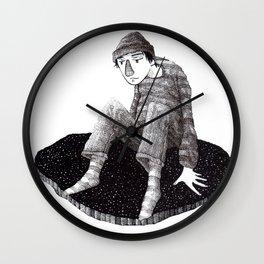 me2 Wall Clock