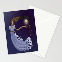 The Princess Stationery Cards