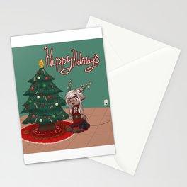 Happy Holidays! Stationery Cards