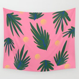 Leaf design Wall Tapestry
