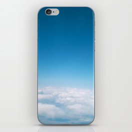 Clouds iPhone Skin