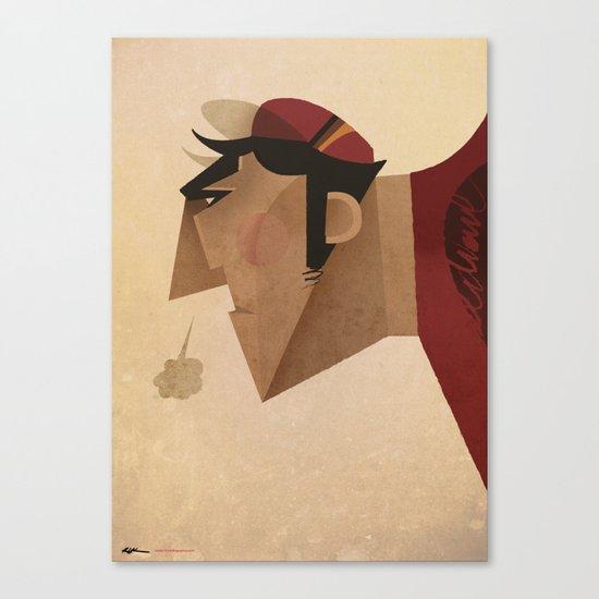Diaul Canvas Print