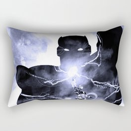 Avenging Trinity Rectangular Pillow