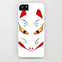 Kitsune iPhone Case