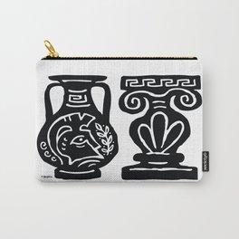 Corinthian Vase Carry-All Pouch