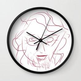 Face 1 Wall Clock