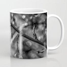 Rips i sort hvitt Coffee Mug