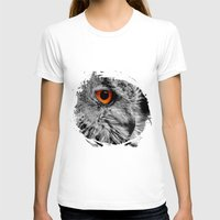 andreas preis T-shirts featuring ORANGE OF MY EYE by Catspaws