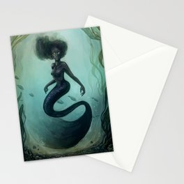 Siren Rising Stationery Cards