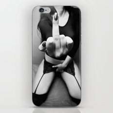 F.O.A.D. iPhone & iPod Skin