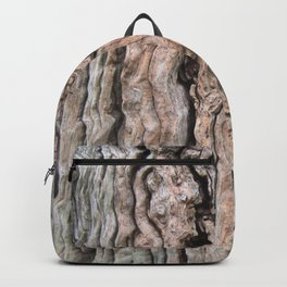 Dead Tree Trunk Texture v1 Backpack