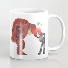 Mass Effect - Wrex and Shepard Mug