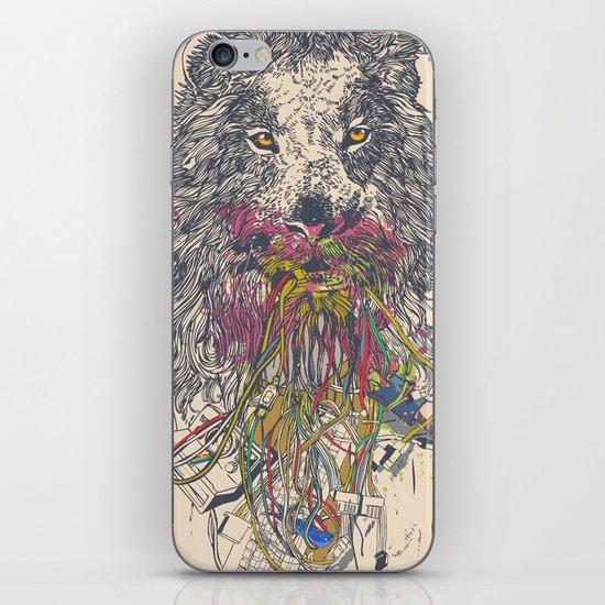 Social Feed iPhone & iPod Skin