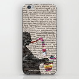 JAZZ-2 iPhone Skin