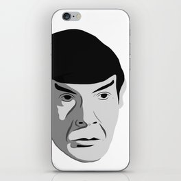 Highly Illogical iPhone Skin