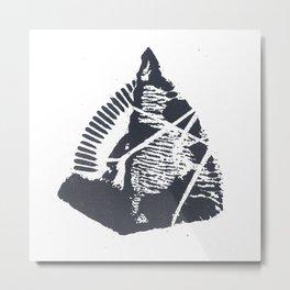 The Mountain Metal Print