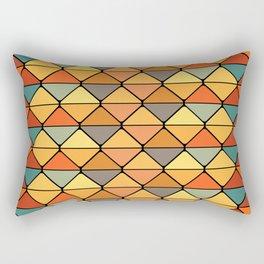 Checkered background v2 #society6 #decor #buyart #artprint Rectangular Pillow