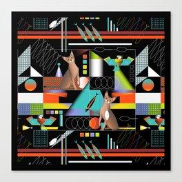 Predator Canvas Print