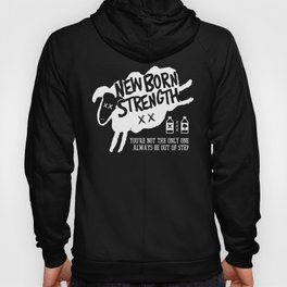 NBS/Out of step Hoody