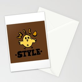 wild style Stationery Cards