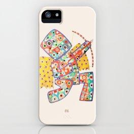 Amor iPhone Case