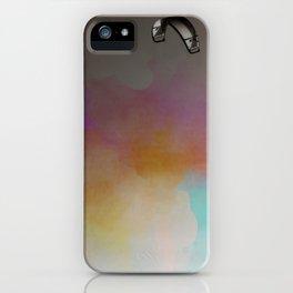 Parakite Warm 2 (watercolor mashup lite) iPhone Case