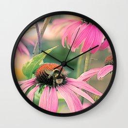 Summer feeling Wall Clock