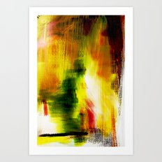 Hiding Place Art Print