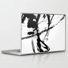 Brushstrokes No.16A by Kathy Morton Stanion Laptop & iPad Skin