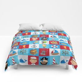 Ahoy There! Comforters