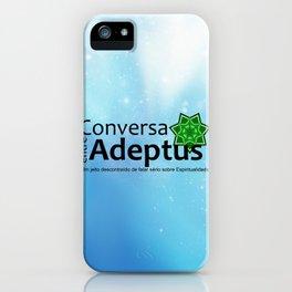 Conversa entre Adeptus iPhone Case