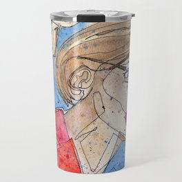 Senator Elizabeth Warren Travel Mug