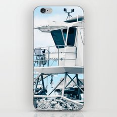 T7 - Baldwin Beach Park Maui iPhone & iPod Skin