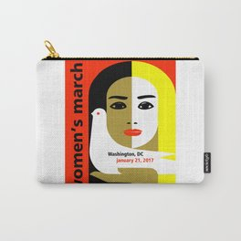 Women's March On Washington 2017 Carry-All Pouch
