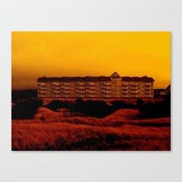 House of Orange Canvas Print