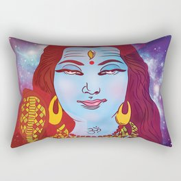Shiva 'the auspicious one' Rectangular Pillow