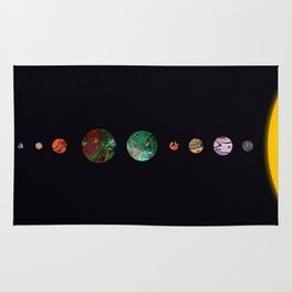 Another solar system Rug