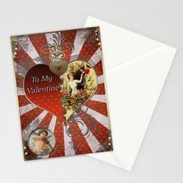 Valentine's Day Vintage Card 057 Stationery Cards