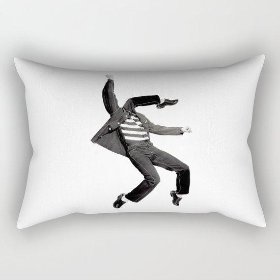 Rock 'n' Roll Rectangular Pillow